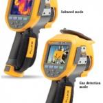 Ti450SF6 gázszivárgás érzékelő és infravörös kamera